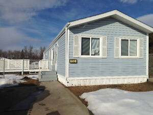 MOBILE HOME (1998 Moduline) REDUCED, REDUCED