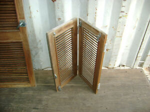 Teak Louvered Doors London Ontario image 2