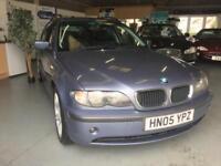 2005 05 BMW 320 2.0TD SE Touring 6 speed