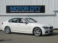 2014 BMW 3 SERIES 320D M SPORT SALOON DIESEL