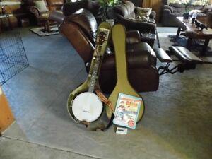 Conservator 4 String Banjo