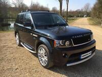 2012 (62) Range Rover Sport 3.0 SDV6 Diesel Full HST Bodykit, 1 OWNER FSH