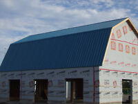 Affordable Roofing with a guarantee