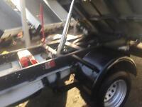 2013 63 Ford Transit 2.2TDCi ( 125PS ) ( EU5 ) ( RWD ) 350L 350 LWB DRW tipper