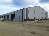 New shop for lease North of High River