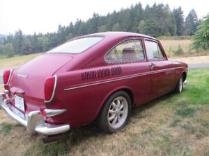 Rare Survivor 1967 Fastback VW!  Only One For Sale In Canada?