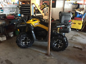 Low km can am xmr 650