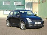 SUZUKI SWIFT 1.4 GLX * £15 Per Week..£O Deposit * 2007 Petrol Manual