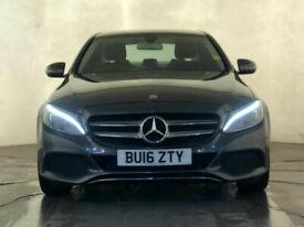 2016 MERCEDES BENZ C350 SPORT E AUTO HYBRID SAT NAV REVERING CAMERA SVC HISTORY