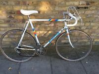 Vintage men's Road bike Peugeot
