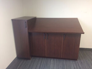 ***Free - Drafting Tables, Desk and 2 Joining Table Desks