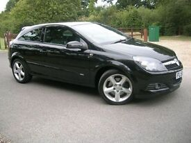 2008 Vauxhall Astra 1.9 CDTi 16v Sport Twin Top 2dr