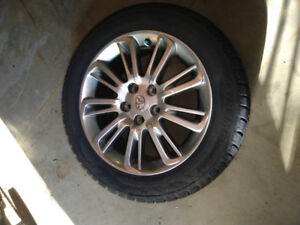 2015 Toyota Camry Wheels/ Winter Tires