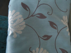 """John Lewis 'Juliana' fully lined quality curtains 90""""x180"""""""