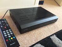 Bush 500gb HD+ tv recorder + box. Catchup tv