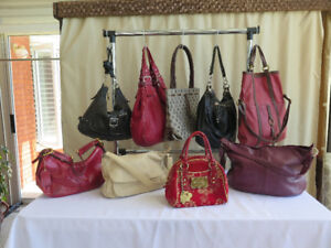 Leather Purses, prices in the descripion
