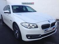 2014 64 BMW 5 SERIES 520D LUXURY EDITION - AUTO/TIP - BIG SPEC - PX/FINANCE