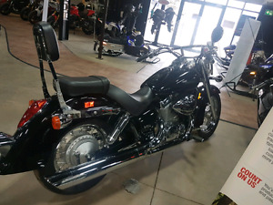 LOOKING TO TRADE 2006 HONDA SHADOW AERO MINT