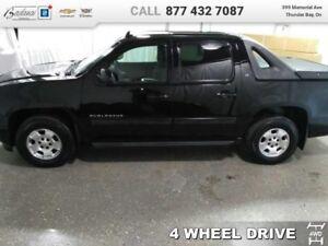 2011 Chevrolet Avalanche 1500 LT  - Bluetooth - $245.60 B/W