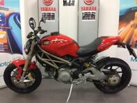 DUCATI MONSTER ANNIVERSARY EVO 1100 LOW MILEAGE DELIVERY ARRANGED
