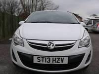 Vauxhall Corsavan 1.3CDTi 16v ( 75ps ) ( EU5 ) ecoFLEX Rear Seats