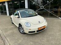 2009 Volkswagen Beetle 1.6 Luna 2dr CONVERTIBLE Petrol Manual