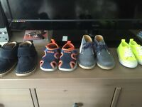 Boys shoes size 5 to 6