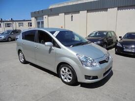 2008 Toyota Verso 2.2 D-4D SR 7 Seater Finance Available