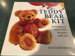 The Teddy Bear Kit ... to sew