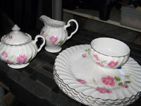 SNOWFLAKE REGENCY   DISHES     FOR SALE