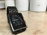 Smart Watch - Pebble Steel