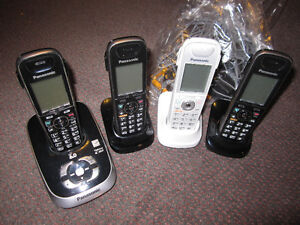 Panasonic Home Phone Systems - varied styles, sizes - on choice