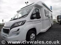 Bailey Autograph 75-2 End Lounge Motorhome MANUAL 2017