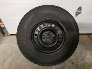 Winter Tires 265 70R 17