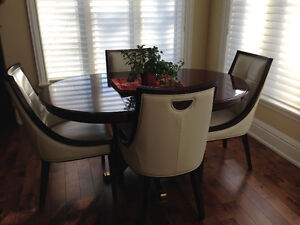 Dining Table -   walnut stain Strathcona County Edmonton Area image 2