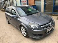 Vauxhall Astra 1.9CDTi 16v ( 150ps ) ( Exterior pk ) SRi ESTATE - 2007 07-REG -