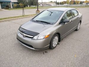 2006 Honda civic  DX-G Sedan West Island Greater Montréal image 4