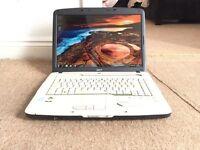 Acer aspire 5315 Windows 7 laptop