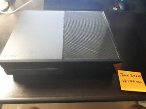XBOX ONE 1TB - For Sale (Please contact poster if interested)