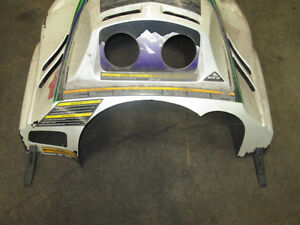 ARCTIC CAT HOOD USED AND FAIR SHAPE AS IS Prince George British Columbia image 4