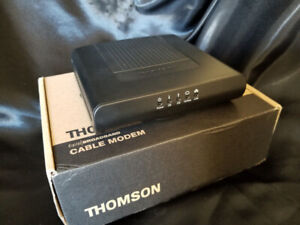 Thomson DCM475 High-Speed Cable Modem