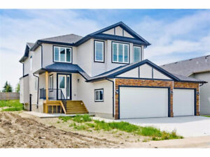 RENT 2 OWN/SALE/TRADE 2 STORY CUSTOM HOME 3 GARAGE IN STRATHMORE