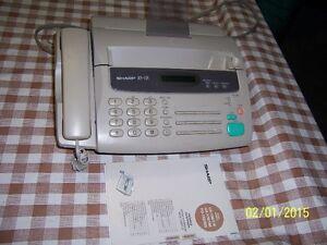 Téléphone/faxe