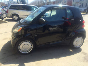 2008 Smart Fortwo Coupé (2 portes)**55000 KM**