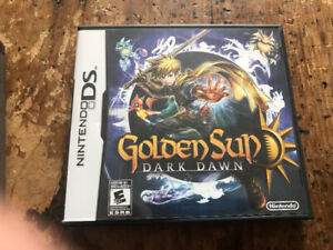 Golden Sun for ds