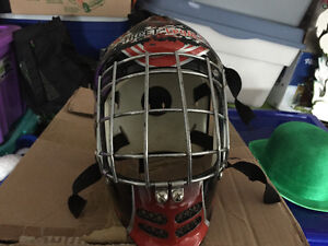 Road Hockey Goalie Masks