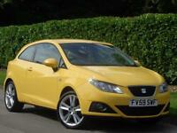 2010 Seat Ibiza 1.4 16v 85 SportCoupe Sport***LONG MOT + READY TO DRIVE AWAY***