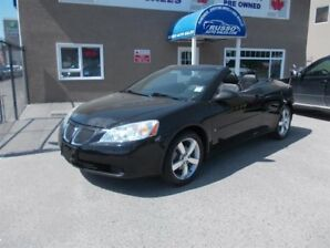 "2006 Pontiac G6 GTP RETRACTABLE HT, ""ONLY 99 K"