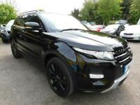 2012 LAND ROVER RANGE ROVER EVOQUE SD4 DYNAMIC LUX ESTATE DIESEL