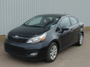 2013 Kia Rio LX+ FUEL SIPPER | FACTORY WARRANTY | FEATURE RIC...